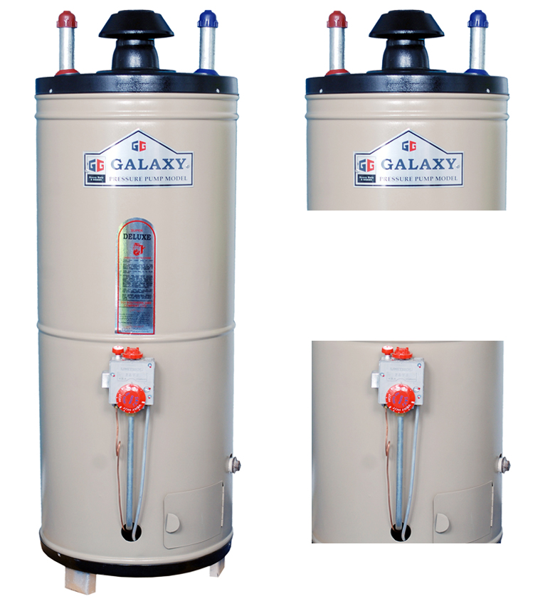 20 Gallons Water Heater