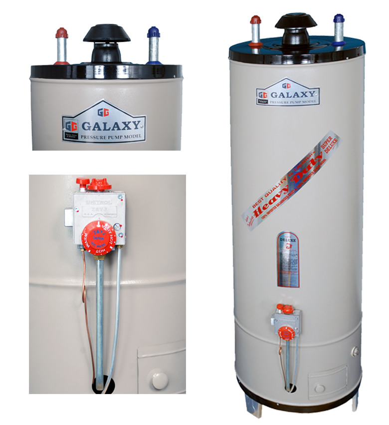 50 Gallons Water Heater
